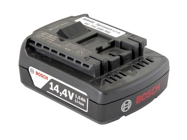 Akumulátor 14,4 V  1,5 Ah pro stroj BXT2-10  Akumulátor typ