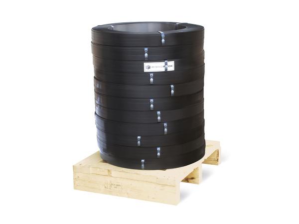 Páska ocelová lakovaná 16 x 0,5