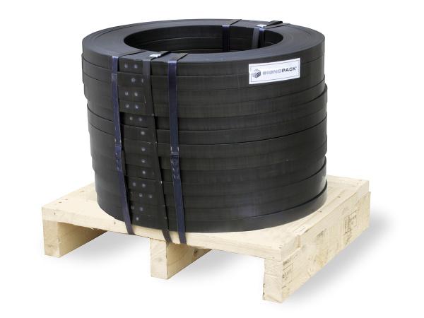 Páska ocelová lakovaná 32 x 0,8